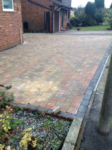 Block Paving Drive Strood Kent